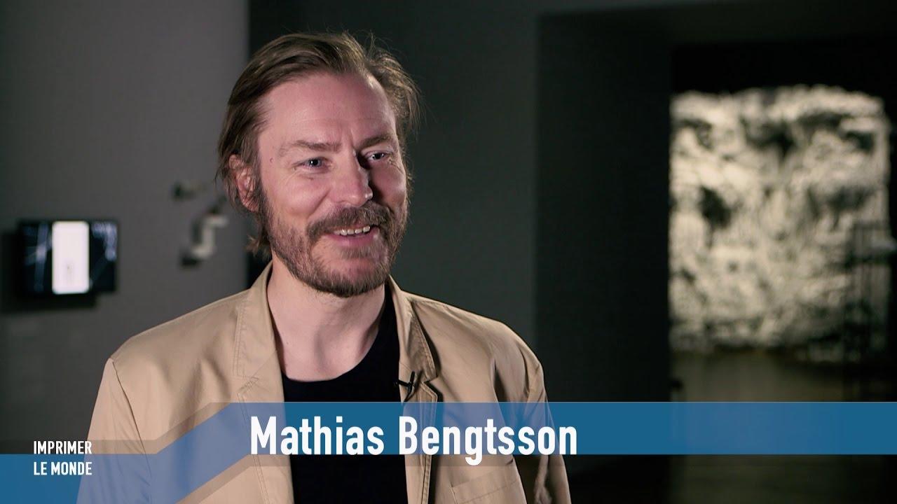 Mathias Bengtsson | Imprimer le monde | Centre Pompidou