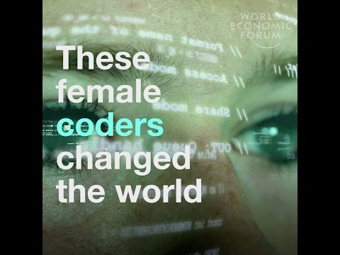 These female coders changed the world