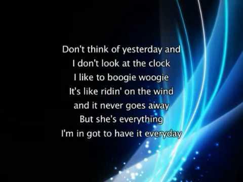 Madonna - Music, Lyrics In Video