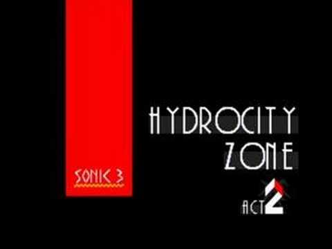 Sonic 3 Music: Hydrocity Zone Act 2