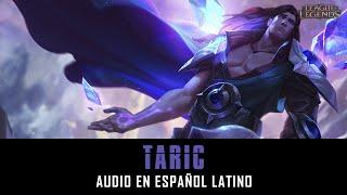 Taric | Voz latina [League of Legends]