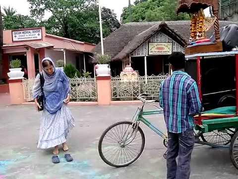 iskcon mayapur temple kiran foreigner