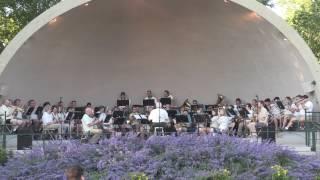 06.28.2017 Marshall City Band Concert