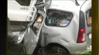 В Ярославской области перевернулись 2 машины