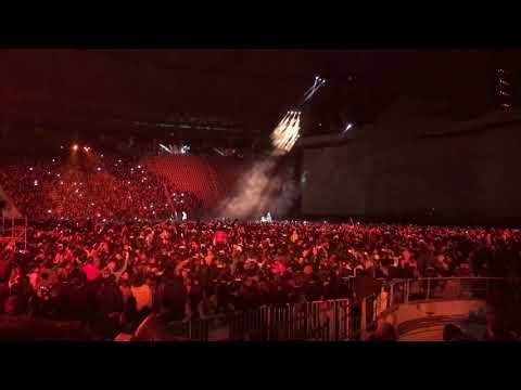 U2 Argentina 2017 - Intro Sunday Bloody Sunday