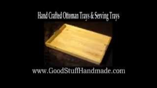 Ottoman Tray