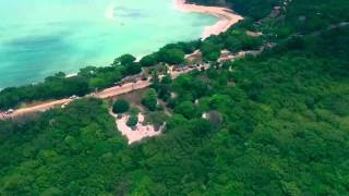 Aerial views of a Beautiful Summer day ! Madeiro Beach
