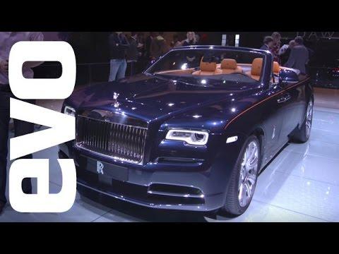 Rolls-Royce Dawn at Frankfurt   evo MOTOR SHOWS