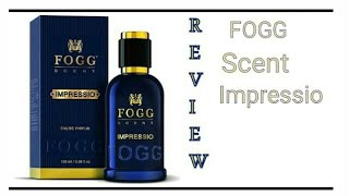 Review Fogg scent impressio 90ML