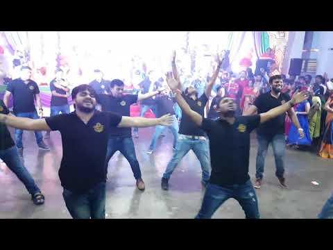MYTA - Flash Mob at batukamma celebrations 2017.