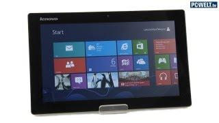 Günstiges Windows-8-Tablet: Lenovo Ideatab Lynx im PC-WELT-Test