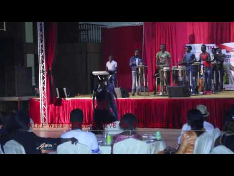 wiri wiri concert live in the Gambia MAY 2017