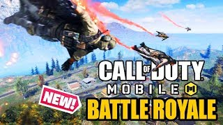 15 Kills en Mode BATTLE ROYALE sur Call of Duty Mobile Gameplay COD Mobile BR (Isolated) HD 60fps