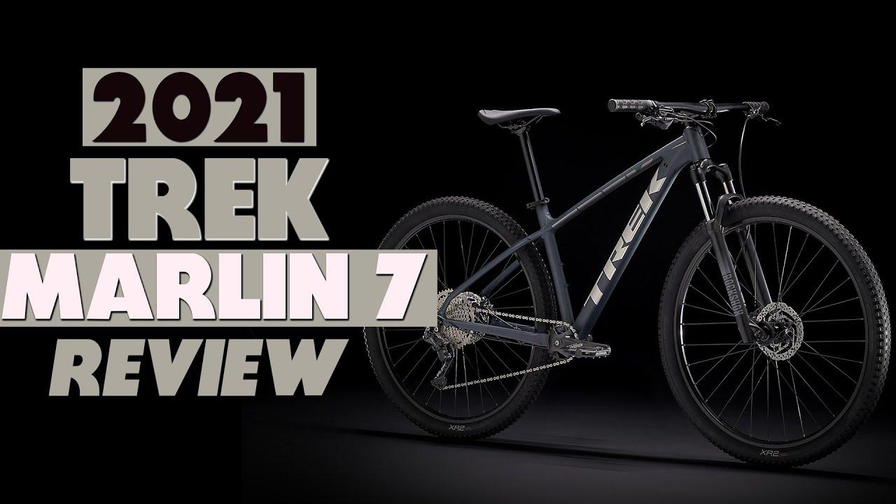 2021 Trek Marlin 7 Bike Review - YouTube