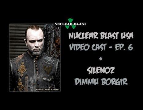 Dimmu Borgir - Nuclear Blast Video Cast - Episode Six