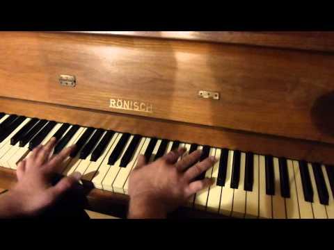 DIE TOTEN HOSEN  - DAS IST DER MOMENT ( SOLO PIANO ) INSTRUMENTAL