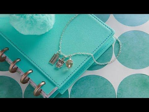 Smart Girls Jewelry | Inspirational Charm Necklace