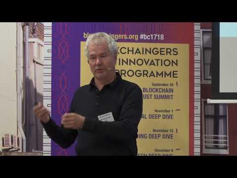 Blockchaingers Legal Deep Dive: Talk by Herman Balsters at AFM