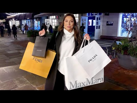 Luxury Christmas Shopping In Bicester Village- Best Designer Outlet Finds & Discounts! Dior, Balmain