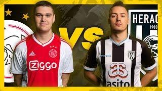 #AJAHER | Lev Vinken vs Bryan Hessing | Poule A | Speelronde 1 | PS4 | eDivisie 1819