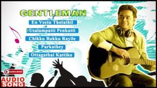 Gentleman Tamil Movie | Audio Jukebox | Arjun | Madhoo | AR Rahman | Vairamuthu | Vaali