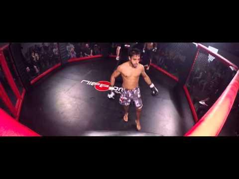 NIPPON FIGHT NIGHT 3 - KAMPF 4 - BEST OF - Elvis Ali VS Isi the Fox