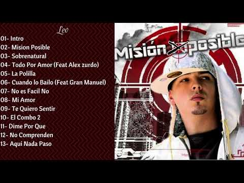 Leo- Mision Posible (CD Completo)