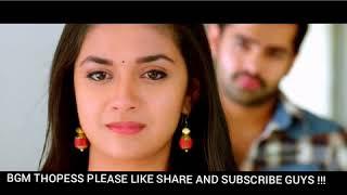 Nenu Sailaja FULL #BGM | 32 BGMs | Devi Sri Prasad #DSP BackGround Music | Ram