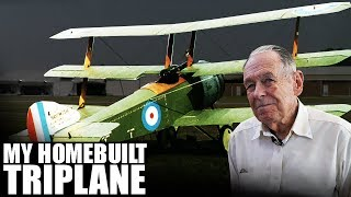 See what it takes to build a WWI Sopwith Triplane from scratch. Hav...