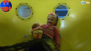 ✔ Кукла Ненуко и Ярослава на Аттракционах в волшебной стране игрушек. Часть 2 / Nenuco Baby Doll