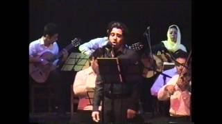 Persians for Greece Crisis. Nima Salami- Hoora Guitar Orchestra (Thelo Na Se Do by Despina Vandi)