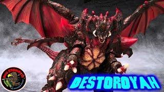 Destoroyah / Kaiju Explained
