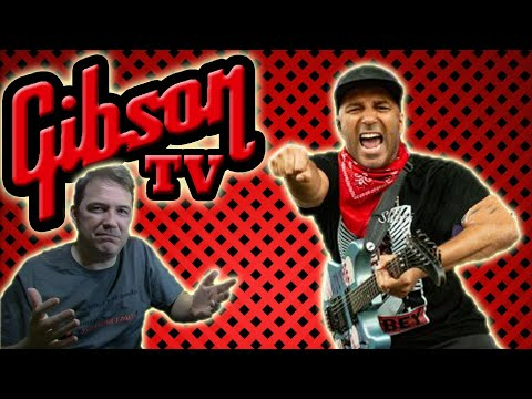 TOM MORELLO IS A POSER! | Gibson Rebrands YouTube Channel | Studio Editing is KILLING MUSIC! - SPF
