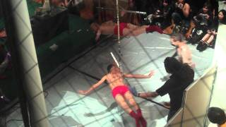 Super Man Suspension show!!!! Thumbnail