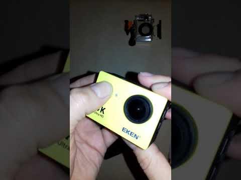 видео: EKEN H9R комплектация.