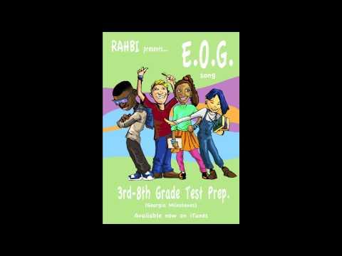 New E.O.G. Song!!! (Georgia Milestones 3rd- 8th grade test prep)