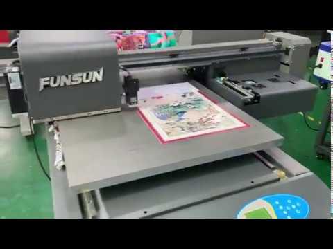 Union Printer Impresora Uv A1 90 Cm X 60 Cm