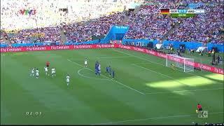 Đức 1-0 Argentina Messi gục ngã trước Cỗ Xe Tăng World Cup 2014