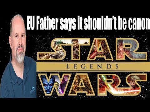 Timothy Zahn defends erasing Star Wars EU