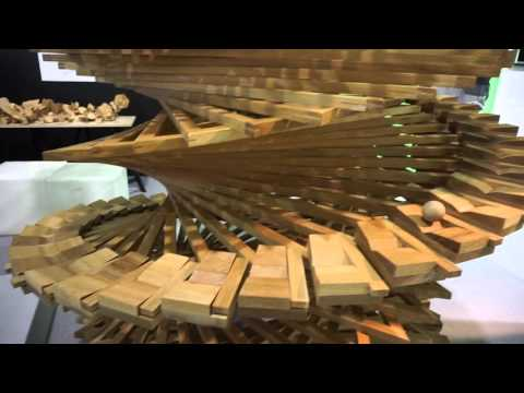 Wooden Xylophone @ TDW 2015