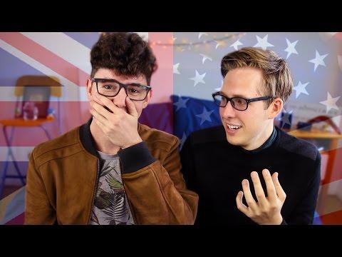AMERICAN DOES BRITISH CITIZENSHIP TEST (with Evan Edinger)