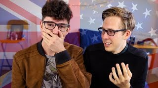 AMERICAN DOES BRITISH CITIZENSHIP TEST (with Evan Edinger)