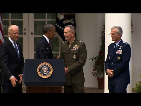 Obama picks Marine general as next top US officer