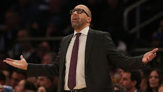 Knicks Fire Head Coach David Fizdale! 2019-20 NBA Season