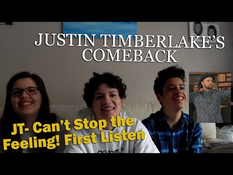 Reaction to Justin Timberlake: CAN'T STOP...