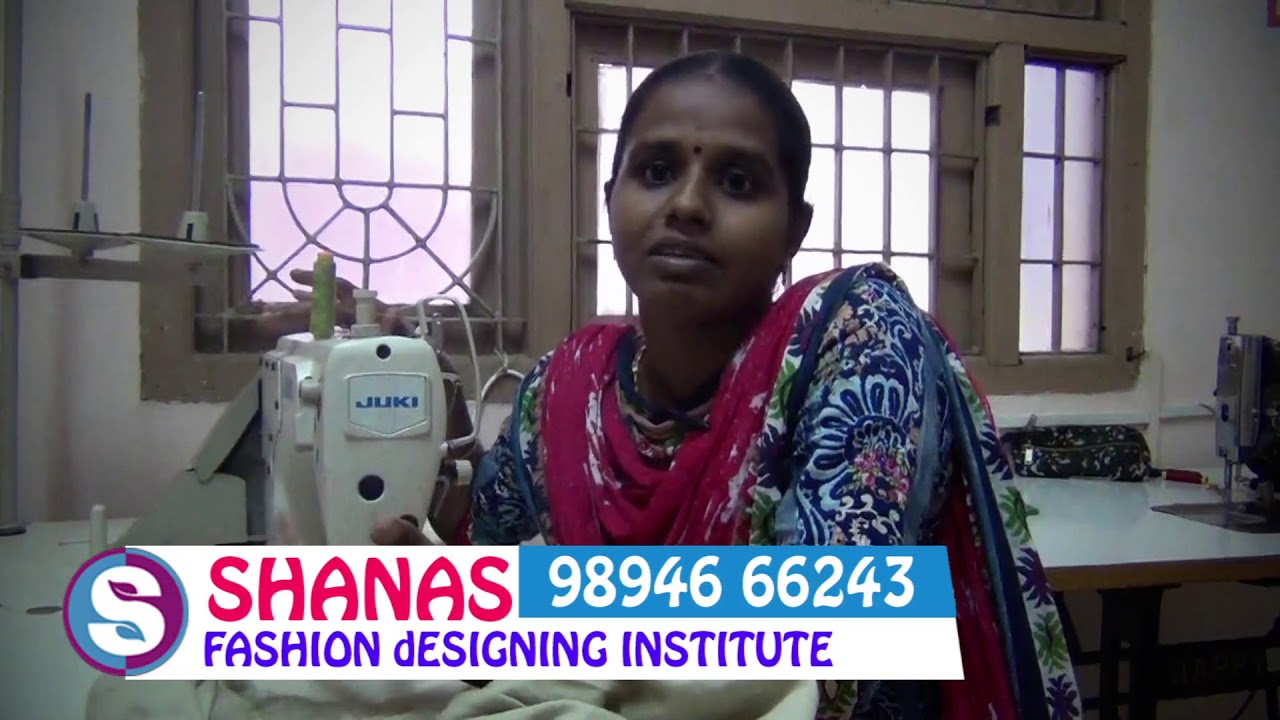 Shanas Fashion Designing Institute King Tv Trichy Youtube