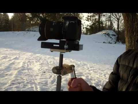 Best DIY/Homemade Glidecam/Stedicam