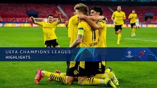 UEFA Champions League | Round of 16 | Sevilla v Borussia Dortmund | Highlights