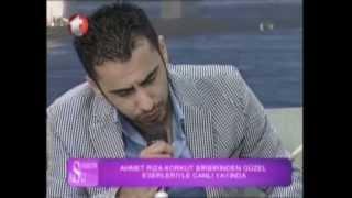 BİR ADIN KALMALI - AHMET RIZA KORKUT - TATLISES TV CANLI YAYIN SOHBETİN ASLI PROGRAMI