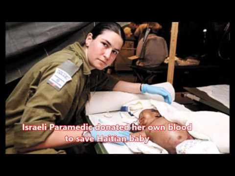 Israel's Humanitarian Aid to the World